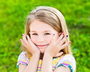 manicure ltl girl 1
