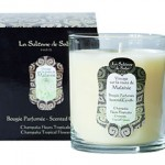 Свеча ароматическая Чампака/Тропические цветы