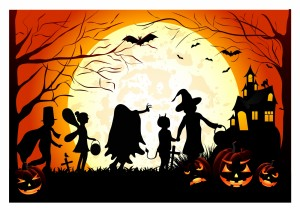 хэллоуин-вечеринка