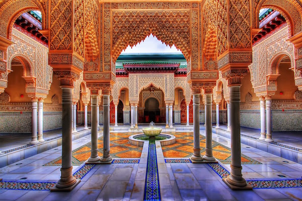 марокканский спа уход