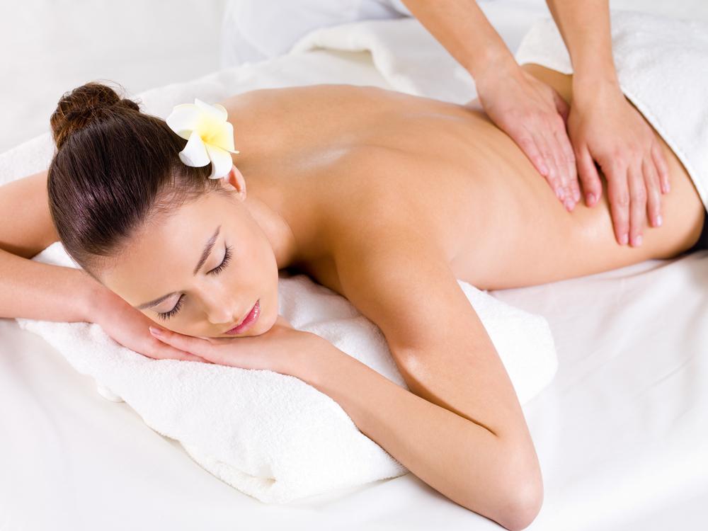 SPA-массаж