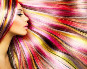 модные окрашивания волос