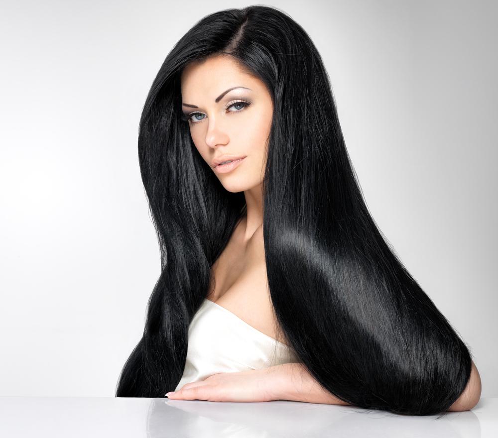 Коллагеновое восстановление волос