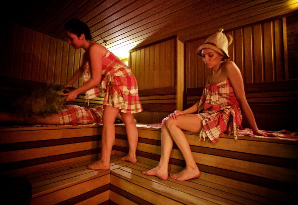 СПА-девичник в русской бане
